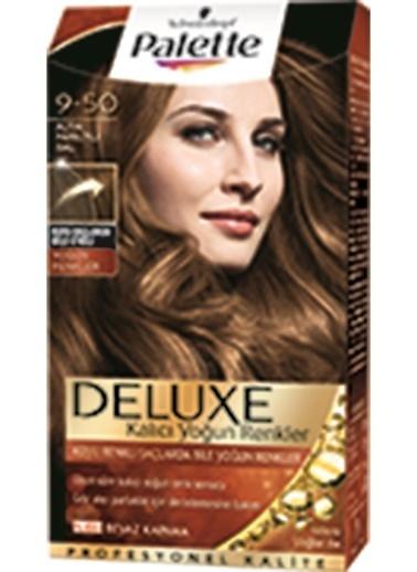 Palette Saç Boyası Sarı
